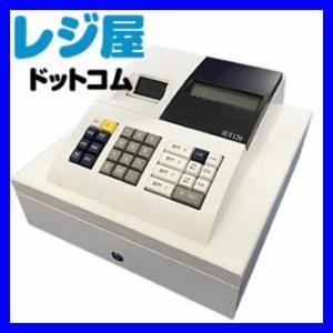 レジスター 本体 JET120 クローバー電子レジスター 普通紙タイプ 4部門