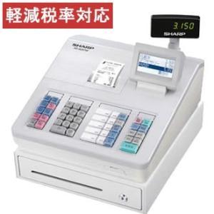 レジスター シャープ 本体 XE-A207W-W...の商品画像