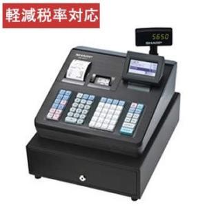 レジスター シャープ 本体 XE-A407-B/ブラック 2シートタイプ 売上データをSDカードに保存できます 20部門 軽減税率対策補助金対象レジ rejiya