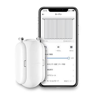 SwitchBot スイッチボット カーテン スマートホーム アレクサ - Google Home ...