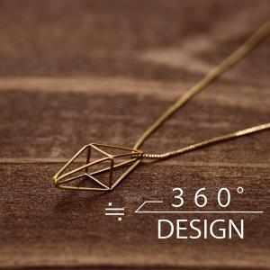 360°design 18K YGネックレス(TKD-09) (ゴールドフィルド/日本生産/by boe/バイボー好きな方にもオススメ)|relaaax