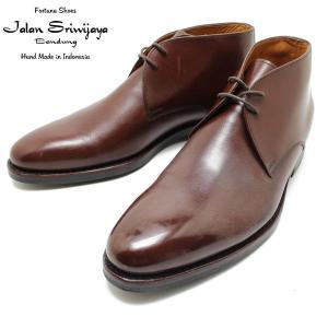 JALAN SRIWIJAYA ジャランスリウァヤ 98322 チャッカブーツ ダイナイトソール CASTAGNA ビジネス/ドレス/紐靴/革靴/メンズ relaaax