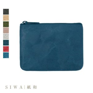 SIWA|紙和 Coin case wide コインケース wide (Made in Japan(...