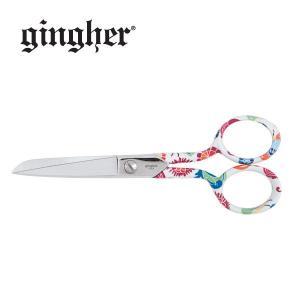 ギンガー(クラフトはさみ)デザイナーシリーズJulia(ジュリア)5inch