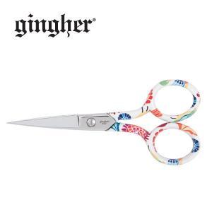 ギンガー(糸切りはさみ)デザイナーシリーズJulia(ジュリア)4inch