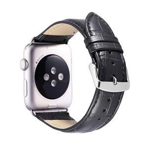 Nywing For apple watch バンド 38mm 42mm 40mm 44mm本革 アップルウォッチバンド iWatchバンド appl