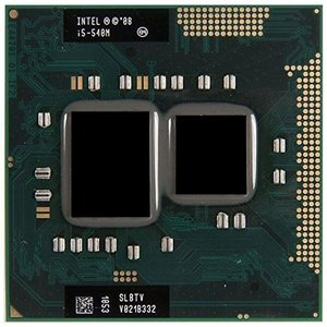 Intel Core i5-540M SLBTV Frequency : 2.533 GHz L2 ...