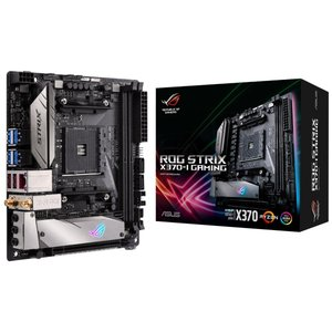 ASUS AMD X370搭載 マザーボード AMD AM4ソケット対応 ROG STRIX X37...