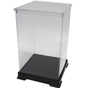 かしばこ商店 透明フィギュアケース 151524 プラスチック 組立式 W150×D150×H240...