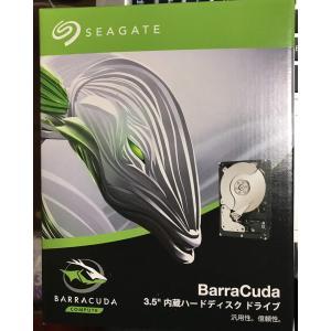 """Seagate 3.5""""デスクトップ用HDD シリーズ:BarraCudaシリーズ I/F:SATA..."""