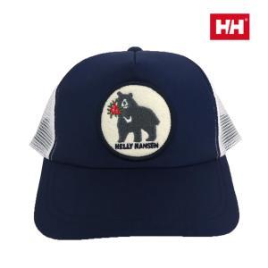 73fdfd1b7cc863 HELLY HANSEN (ヘリーハンセン) K Wappen Mesh Cap キャップ
