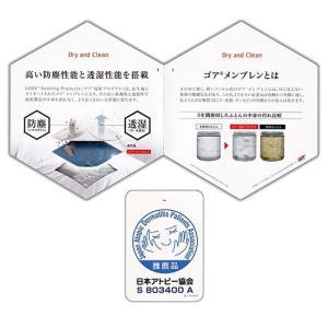 西川 羽毛肌掛け布団 シングル ロイヤルスター イングランド産グースダウン90% ブルー|relaxshop-sanoya|06