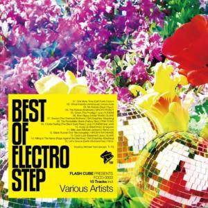 メール便送料無料  「BEST OF ELECTRO STEP」V.A. /FLASH CUBE フラッシュ キューブ/エレクトロ/ハウス/ダンス/クラブ/DJ/豪華/コンピレーション|relaxworld