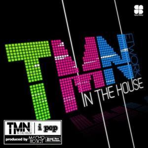 メール便送料無料  「TM NETWORK IN THE HOUSE」I pop/KONAMI コナミ/ゲーム/beatmania ビートマニア/MACHO ROBOT/カバー/エレクトロ/ダンス/クラブ/DJ|relaxworld