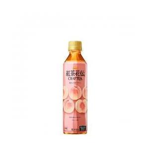 名称:紅茶花伝クラフティー 贅沢しぼりピーチティー PET 410ml 原材料名:果汁(もも、ぶどう...