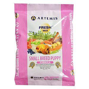 【ご購入者様限定】【無料お試しサンプル】アーテミス スモールブリードパピー 85g小型犬子犬用 ARTEMIS【メール便不可】