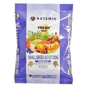 【ご購入者様限定】【無料お試しサンプル】アーテミス スモールブリードアダルト 85g小型犬成犬用 ARTEMIS【メール便不可】