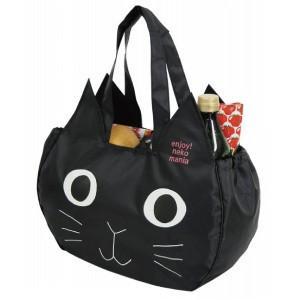 ノアファミリー キャットエコバッグ ショッピングバッグnoafamily ネコマニア ねこ雑貨 ネコ雑貨 猫雑貨 ねこグッズ ネコグッズ 猫グッズ|relish
