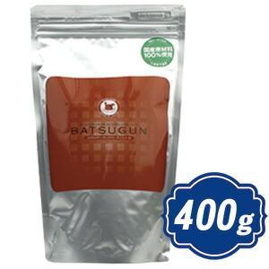BATSUGUN/バツグン シニア用 400g国産ドッグフード a|relish