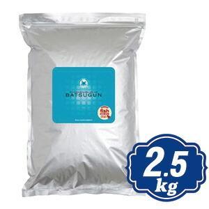 BATSUGUN バツグン フィッシュ 2.5kg 国産ドッグフード a|relish