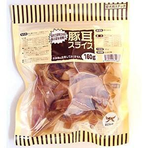 オーシーファーム 豚耳スライス 160g(犬用おやつ) relish