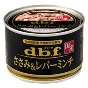 デビフ dbf ドッグフード ささみ&レバーミ...の関連商品8