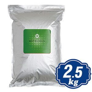BATSUGUN/バツグン 2.5kg 国産ドッグフード a|relish