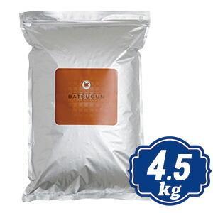BATSUGUN/バツグン シニア用 4.5kg 国産ドッグフード a|relish