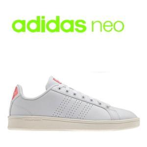 アディダス adidas レディース スニーカー AW3974 クラウドフォームバルクリーン adidas neo CLOUDFOAM VALCLEAN 白|reload-ys