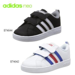 アディダス バルストライプス2  CMF INF ベビー キッズ スニーカー  adidas VALSTRIPES2 CMF INF B74642/B74644 子供靴 男の子 女の子|reload-ys