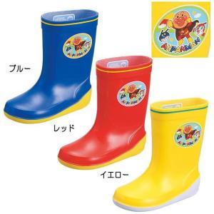 キッズ レインブーツ 防水 それいけ アンパンマンキャラクター 長靴|reload-ys