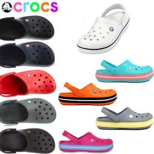 クロックス レディース メンズ クロックバンド crocs crocband 11016 軽量 サンダル クロッグ 女性用  黒 白 メンズ サンダル|reload-ys