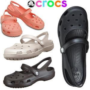 クロックス レディース サンダル バックストラップ シャイナ ウィメンズ crocs shayna womens 11212 女性用 サンダル 黒|reload-ys