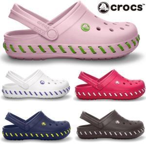 クロックス メンズ レディース サンダル スプリンギー クロッグ crocs springi 11983 女性用  軽量 シューズ メンズ サンダル|reload-ys