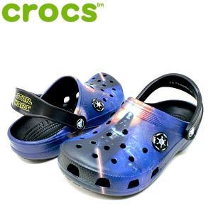 クロックス ダース・ベイダー クロッグ サンダル メンズ Crocs classic darth vader clog 203612-90H|reload-ys
