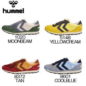 ヒュンメル メンズ レディース スニーカー hummel REFLEX NYHAVN HM63992|reload-ys