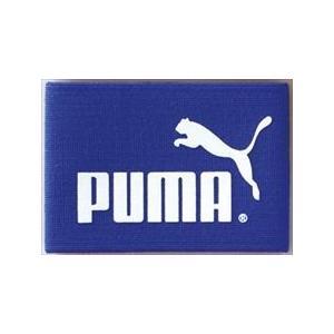 プーマ PUMA キャプテンズ アームバンド J PMJ-051626 オリンピアン ブルー/ホワイト メンズ・レディース ユニセックス 白|reload-ys