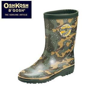 キッズ レインブーツ 防水 長靴 モアナ J11 OSHKOSH ジュニア|reload-ys