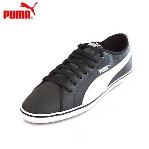 プーマ エルス V2 SL レディース メンズ スニーカー PUMA ELSU V2 SL 359942-08 黒|reload-ys