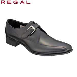 リーガル ビジネスシューズ モンクストラップ REGAL 728R AL ビジネス リクルート メン...