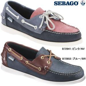 メンズ セバゴ デッキシューズ SEBAGO Spinnaker Boat Shoes スピンネーカー reload-ys