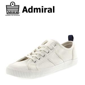 アドミラル ファスレーン Admiral FASLANE SJAD1604-01 WHITE スニーカー  メンズ reload-ys