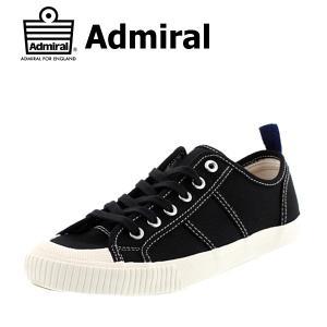 アドミラル ファスレーン Admiral FASLANE SJAD1604-02 BLACK スニーカー  メンズ reload-ys