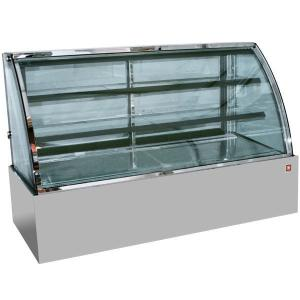 レマコム 対面冷蔵ショーケース3段(中棚2段) RCS-K180S2|remacom