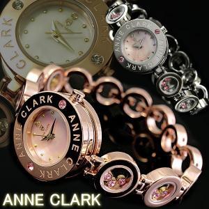 腕時計 レディース ANNE CLARK アンクラーク 天然ダイヤモンド ムービングジルコニア 1P天然ダイヤ レディースウォッチ AT1008|remake