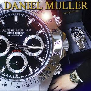 メンズ 腕時計 DANIEL MULLER ダニエルミューラ...