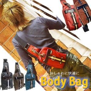 バッグ メンズバッグ ボディバッグ ショルダーバッグ Mens-Bag-2 remake