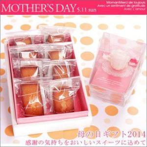 【遅れてごめんね】母の日スイーツ2014 焼き菓子セット|remercier