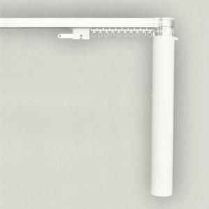 電動カーテンレール/軽量用 (50〜100cm) Nasnos ナスノス / CR1010|remono