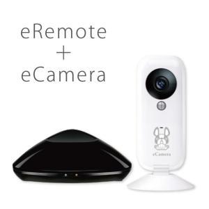 いつでもどこでも近くに感じられる見守りセット|eRemote(イーリモート)、eCamera(イーカメラ)|remono